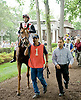Lady Cohiba before The Go For Wand Stakes at Delaware Park on 6/11/12