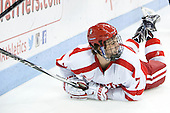 Charlie McAvoy (BU - 7) - The Boston University Terriers defeated the visiting University of Connecticut Huskies 4-2 (EN) on Saturday, October 24, 2015, at Agganis Arena in Boston, Massachusetts.