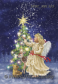 Marcello, CHRISTMAS CHILDREN, WEIHNACHTEN KINDER, NAVIDAD NIÑOS, paintings+++++,ITMCXM1305,#XK#,angels
