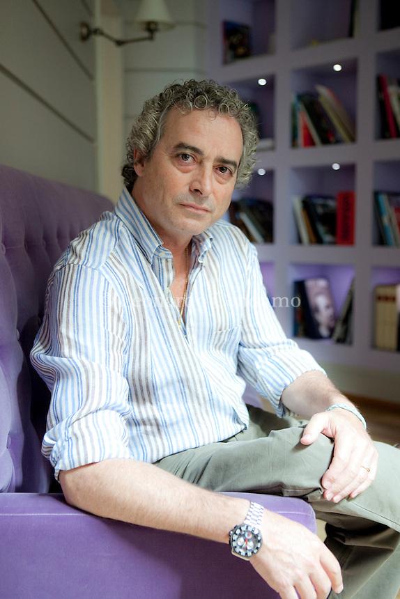 Ildefonso Falcones, writer, Milano 2010-  © Leonardo Cendamo