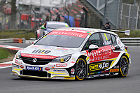 2019 British Touring Car Championship. Round 1. #9 Rob Collard. Sterling Insurance with Power Maxed Racing. Vauxhall Astra