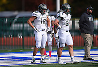 Dartmouth Football #18 Jay Moran