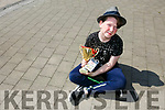 Joshua Roche, Mitchels Avenue Tralee, is  in the final of Teenstar