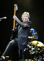 English siger and bass ROGER WATERS performs during Rock in Rio festival at Bela Vista park in Lisbon, 2 JUNE  2006.