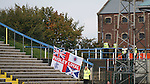 Paisley flag in Greenock