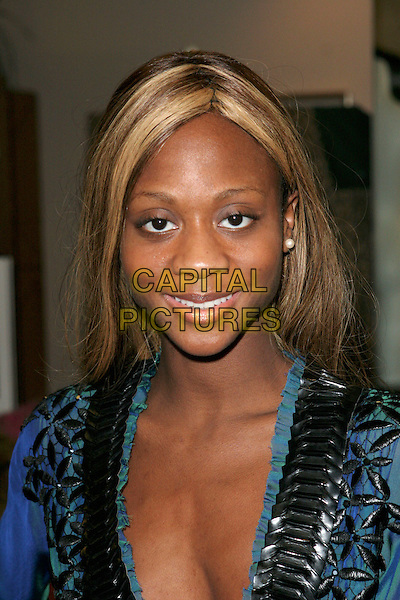 "SHARON WARREN.""World Style 2005""  Pre Oscar Retreat at The Regent Beverly Wilshire Hotel, Beverly Hills, California, USA,.26 February 2005..portrait headshot.Ref: ADM.www.capitalpictures.com.sales@capitalpictures.com.©ZLipp/AdMedia/Capital Pictures ."