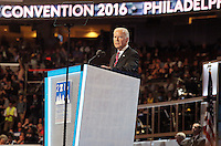 PHILADELPHIA, PA - JULY 27: Vice President Joe Biden pictured at The 2016 Democratic National Convention day 3 at The Wells Fargo Center in Philadelphia, Pennsylvania on July 27, 2016. Credit: Star Shooter/MediaPunch