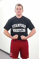 2002: Stanford Wrestling T-Shirts.