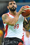 Ibrahim Yavuz (TUR), <br /> SEPTEMBER 8, 2016 - Wheelchair Basketball : <br /> Preliminary Round Group A<br /> match between Turkey 65-49 Japan<br /> at Carioca Arena 1<br /> during the Rio 2016 Paralympic Games in Rio de Janeiro, Brazil.<br /> (Photo by AFLO SPORT)