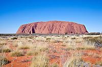 Uluru aka Ayer's Rock, NT Outback, Australia