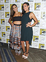 Jessica Alba, Rosario Dawson<br />