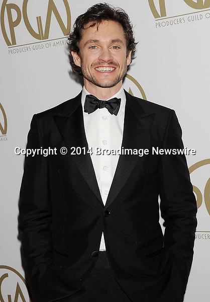 Pictured: Hugh Dancy<br /> Mandatory Credit &copy; Joseph Gotfriedy/Broadimage<br /> 25th Annual Producers Guild Awards<br /> <br /> 1/19/14, Beverly Hills, California, United States of America<br /> <br /> Broadimage Newswire<br /> Los Angeles 1+  (310) 301-1027<br /> New York      1+  (646) 827-9134<br /> sales@broadimage.com<br /> http://www.broadimage.com
