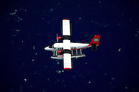 8Q-MBH DHC-6 Twin-Otter in flight