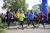 24.04.2016: HR4 Walking Day in Rüsselsheim