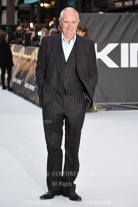 """LONDON, UK. September 12, 2018: Jim Broadbent at the World Premiere of """"King of Thieves"""" at the Vue Cinema, Leicester Square, London.<br /> Picture: Steve Vas/Featureflash"""