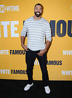 "27 September  2017 - West Hollywood, California - Timon Kyle Durrett. World premiere of Showtime's ""White Famous"" held at The Jeremy in West Hollywood. Photo Credit: Birdie Thompson/AdMedia"