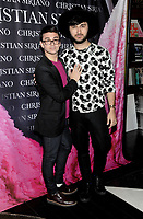 NEW YORK, NY - NOVEMBER 08: Brad Walsh and Christian Siriano attend the release of Cristian Siriano's  book 'Dresses To Dream About' at the Rizzoli Flagship Store on November 8, 2017 in New York City.  <br /> CAP/MPI/JP<br /> &copy;JP/MPI/Capital Pictures