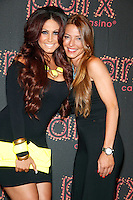 Reality TV Divas Live, Tracy from Jerseylicious and Drita from Mob Wives pictured at Parx Casino in Bensalem, Pa on May 25, 2012  © Star Shooter / MediaPunchInc