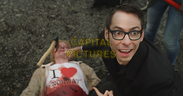 Martin Starr <br /> in Dead Snow 2: Red vs. Dead (2014)<br /> *Filmstill - Editorial Use Only*<br /> CAP/NFS<br /> Image supplied by Capital Pictures