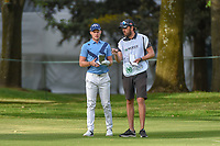 Danny Willett (GBR) looks over his approach shot from the drop zone on 6 during round 2 of the World Golf Championships, Mexico, Club De Golf Chapultepec, Mexico City, Mexico. 2/22/2019.<br /> Picture: Golffile   Ken Murray<br /> <br /> <br /> All photo usage must carry mandatory copyright credit (© Golffile   Ken Murray)