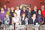 Staff from The Tralee Citizen's Information Centre pictured having a wonderful time at their Christmas Party held in The Station House, Blennerville on Friday night. Seated l/r Eta Dukes, Veronica Barrett, Helen Purcell and Elaine Coakley. Standing l/r Nuala Kelliher, Brendan Hearney, Monica Fitzell, Sarah T Ryan, Marie Sheehy, Lily Healy, Sheena Jones, Aine Brosnan, Kirstie Nowak and Denis Lane............................................................................................................................................................................................................................................................................................................ ............