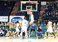Monmouth defeats Siena 102-82 in a MAAC conference game on February 13, 2017 at the Times Union Center in Albany, New York.  (Bob Mayberger/Eclipse Sportswire)