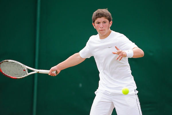 Sean Hodkin<br /> Road To Wimbledon 2013