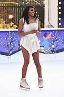 "Perri Shakes-Drayton<br /> at the ""Dancing on Ice"" launch photocall, natural History Museum, London<br /> <br /> <br /> ©Ash Knotek  D3365  19/12/2017"