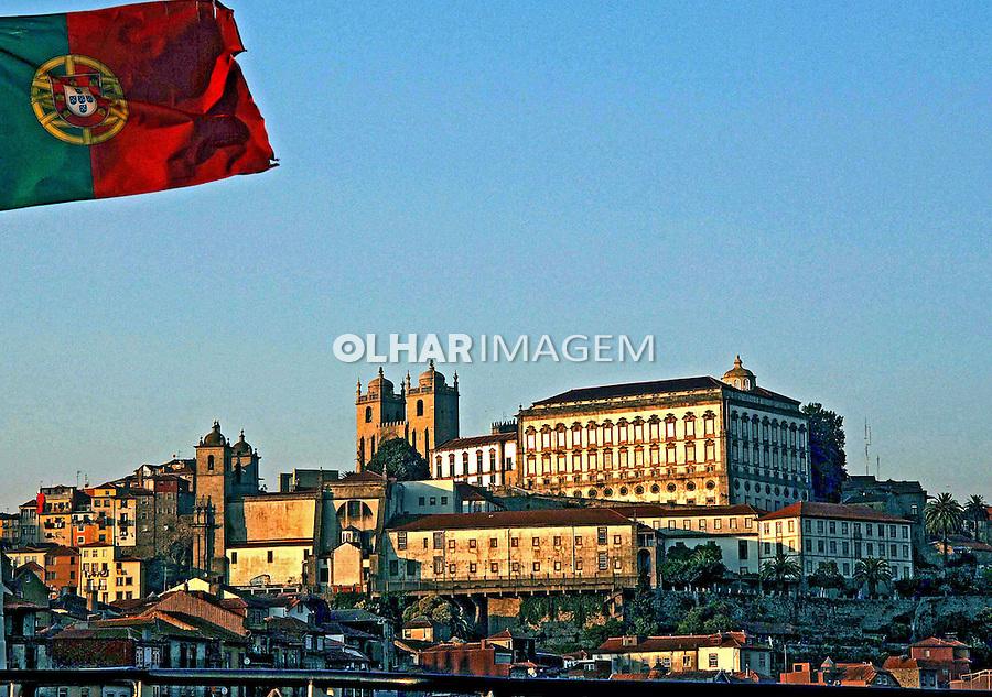 Cidade do Porto. Portugal. 2005. Foto de Rogério Reis.