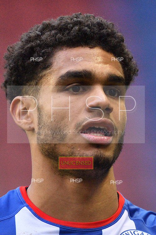25/02/2017 Sky Bet Championship Wigan Athletic v Nottingham Forest<br /> <br /> Mikael Mandron, Wigan Athletic FC