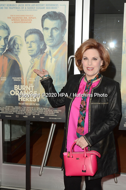 "LOS ANGELES - MAR 2:  Kat Kramer at the ""The Burnt Orange Heresy"" Special Screening at the Linwood Dunn Theater on March 2, 2020 in Los Angeles, CA"