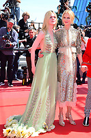 "21 May 2017 - Cannes, France - Elle Fanning, Nicole Kidman. ""How To Talk To Girls At Parties"" Premiere - 70th Annual Cannes Film Festival held at Palais des Festivals. Photo Credit: Jan Sauerwein/face to face/AdMedia"