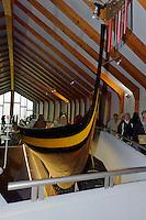 Wikingermuseum Haitabu bei Schleswig, Schleswig-Holstein, Deutschland
