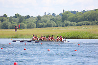 Race: 56  Event: Challenge Eights - Open - SF E/F 1<br /> <br /> National Schools Regatta 2018<br /> Sunday<br /> <br /> To purchase this photo, or to see pricing information for Prints and Downloads, click the blue 'Add to Cart' button at the top-right of the page. The Metropolitan Regatta 2018