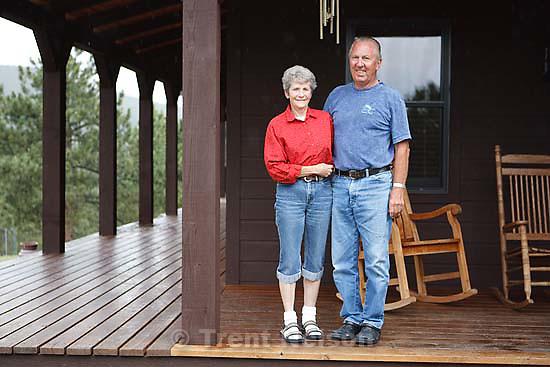 Westcliffe - . Monday, July 28, 2008. neighbors