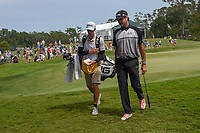 Bubba Watson (USA) heads to 16 during round 3 of The Players Championship, TPC Sawgrass, at Ponte Vedra, Florida, USA. 5/12/2018.<br /> Picture: Golffile | Ken Murray<br /> <br /> <br /> All photo usage must carry mandatory copyright credit (&copy; Golffile | Ken Murray)