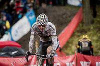 CX World Champion Mathieu van der Poel (NED/Corendon-Circus)<br /> <br /> Jaarmarktcross Niel 2019 (BEL)<br /> <br /> ©kramon