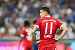 Bayern Munich Midfielder James Rodríguez in action during the International Champions Cup match between Chelsea FC and FC Bayern Munich at National Stadium on July 25, 2017 in Singapore. Photo by Weixiang Lim / Power Sport Images