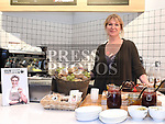 Rachel Allen at the official opening of O'Briens Sandwich bar in Scotch Hall. Photo:Colin Bell/pressphotos.ie