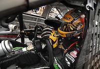 Apr 20, 2007; Avondale, AZ, USA; Nascar Nextel Cup Series driver Matt Kenseth (17) during practice for the Subway Fresh Fit 500 at Phoenix International Raceway. Mandatory Credit: Mark J. Rebilas