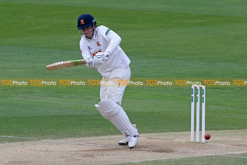 Daniel Lawrence of Essex in batting action during Essex CCC vs Lancashire CCC, Specsavers County Championship Division 1 Cricket at The Cloudfm County Ground on 10th April 2017