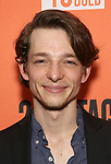 "Mike Faist attends the After Party for the Second Stage Production of ""Days Of Rage"" at Churrascaria Platforma on October 30, 2018 in New York City."