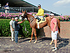Liza Doolittle Day winning at Delaware Park on 7/31/14