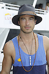Ryan Carnes - GH -  Actors from Y&R, General Hospital and Days donated their time to Southwest Florida 16th Annual SOAPFEST at the Cruisin' and Schmoozin' Marco Island Princess in Marco Island, Florida on May 24, 2015 - a celebrity weekend May 22 thru May 25, 2015 benefitting the Arts for Kids and children with special needs and ITC - Island Theatre Co.  (Photos by Sue Coflin/Max Photos)