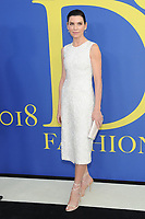 BROOKLYN, NY - JUNE 4: Julianna Margulies at the 2018 CFDA Fashion Awards at the Brooklyn Museum in New York City on June 4, 2018. <br /> CAP/MPI/JP<br /> &copy;JP/MPI/Capital Pictures
