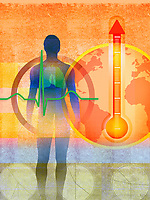 Global warming and impact on health