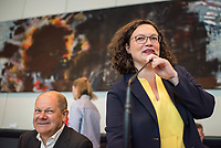 2019/05/14 Politik | Bundestag | Fraktionssitzungen