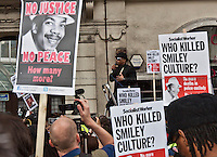 "16.04.2011 - ""Justice For Smiley Culture"""