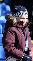 A young Spurs fan ahead of kick off before Crystal Palace vs Tottenham Hotspur, Premier League Football at Selhurst Park on 25th February 2018
