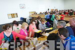 pictured at the local elections at John Mitchels on Sunday.